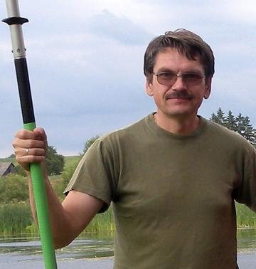 Vytenis Almonaitis - istorikas, žygeivis, mokslų daktaras