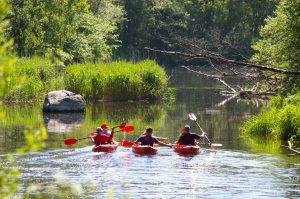 baidaremis juros upe su turistauk