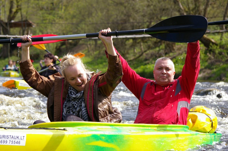 juros upe su turistauk baidaremis