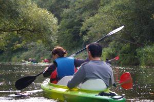 juros upe su turistauk baidare